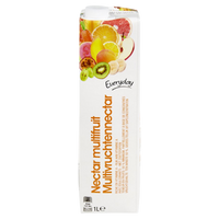 Multifruit nectar