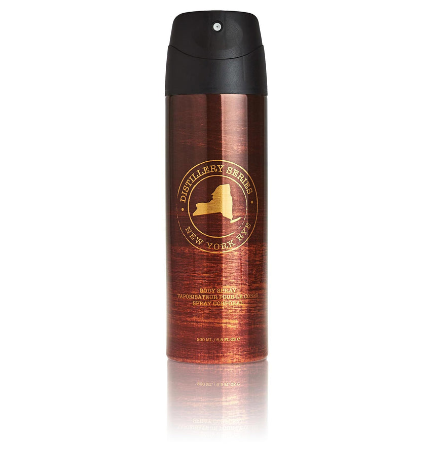 New York Rye Body Spray