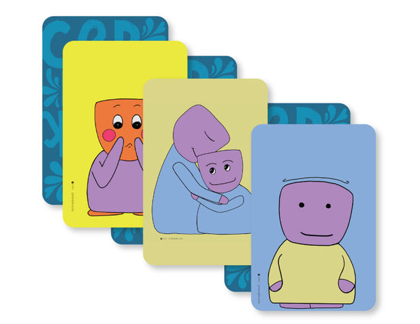 CEP Deck Emotion Processing Cards