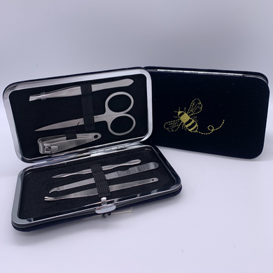 Bee Manicure Set