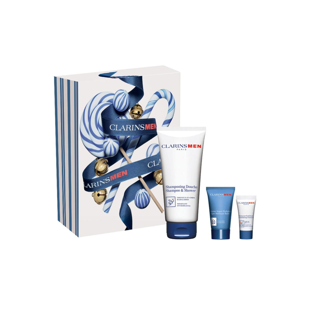 Clarins Men Start-Up Collection