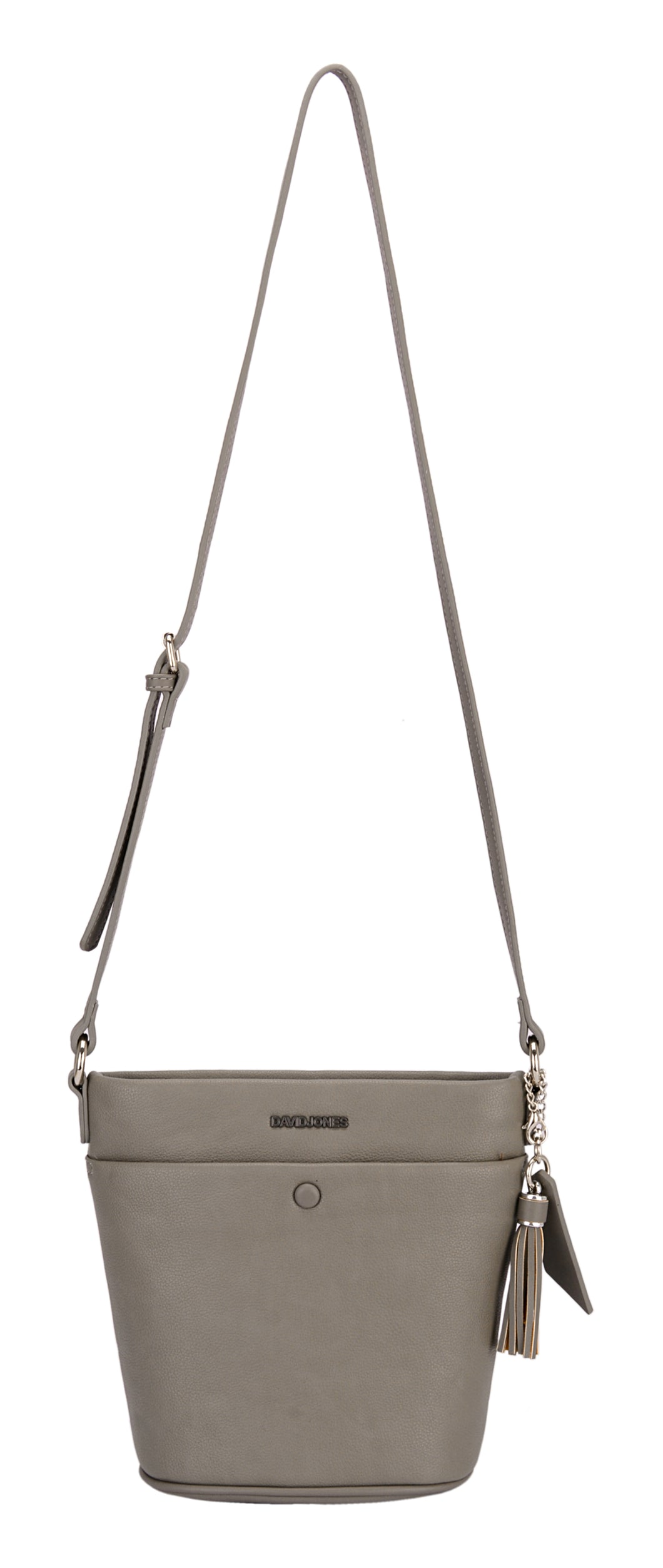 David Jones Bucket Cross Over Bag - 5 Colours