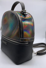 Load image into Gallery viewer, SALE 25% OFF £34.99 DOWN TO £26.24 David Jones Backpack - Grey and Shine