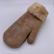Load image into Gallery viewer, Mittens -Super Cosy Lined - Assorted Colours and Designs