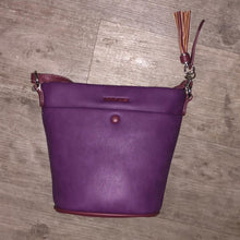 Load image into Gallery viewer, David Jones Bucket Cross Over Bag - 5 Colours