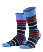 Load image into Gallery viewer, Falke Mens Sock - Tinted Stripe