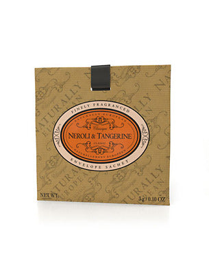 Somerset Toiletries Naturally European Fragranced Envelope Sachet