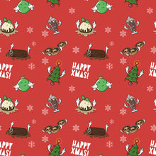 Load image into Gallery viewer, XMAS FOOD WRAPPING PAPER