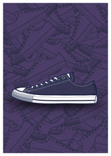 Load image into Gallery viewer, CHUCK TAYLORS PRINT