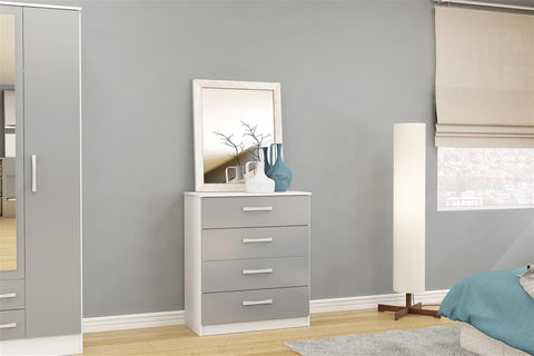 Lynx 4 Drawer Chest Of Drawers