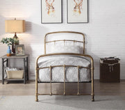 Mostyn Bed Frame - Antique Bronze