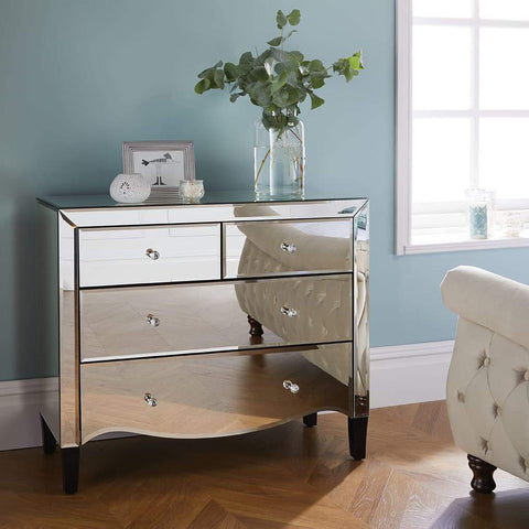 Palermo 2 + 2 Chest Of Drawers