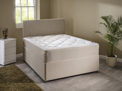 Super Ortho Divan Set with FREE Headboard