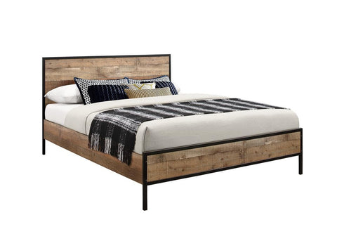 Urban Rustic Bed Frame