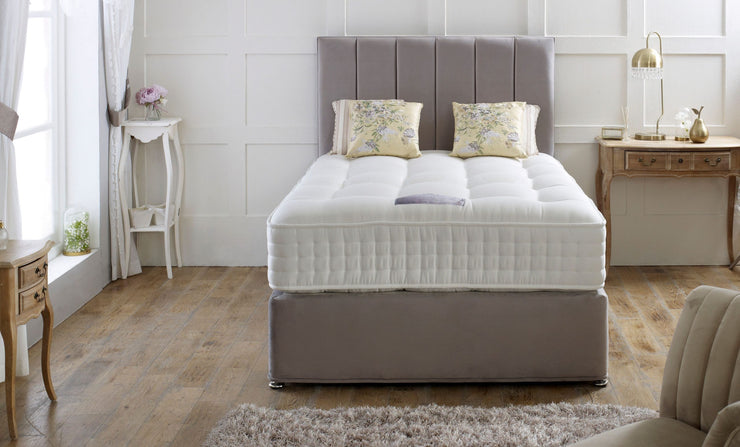 Dura Beds Luxury Wool 800 Divan Set
