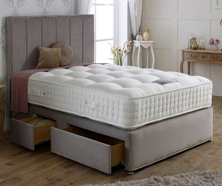 Dura Beds Royal Crown Natural 2000 Divan Set