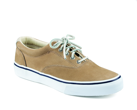Sperry Mens Striper CVO Washable / Taupe
