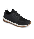 Sperry Mens H20 Skiff / Black/Gum