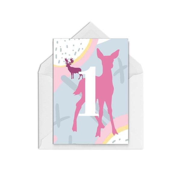 Shop Birthday Cards for a 1 year old child