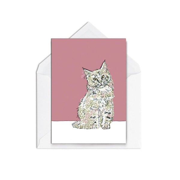 Pack of 10 Cats Cards