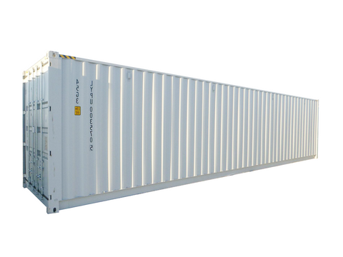 40ft Container with 2 Side Doors
