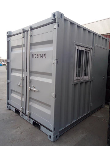 9ft Small Cubic Shipping Container
