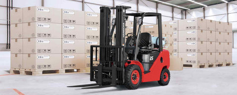 High quality forklift for rent