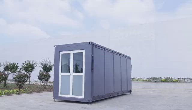 Bastone Mobile Expandable Prefab House