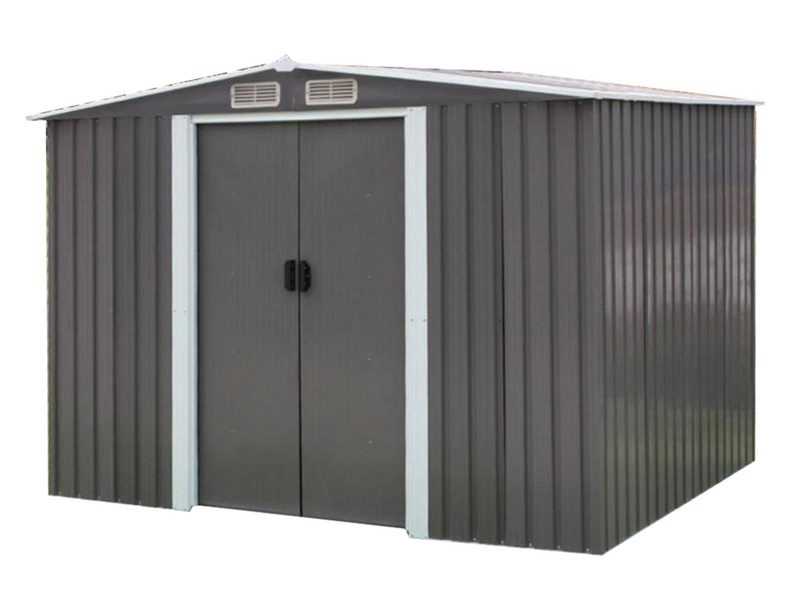 Portable Metal Shed