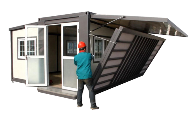 portable tiny houses