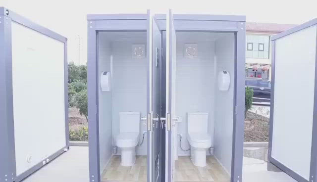 Mobile Toilets 2-Closestools