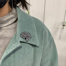 Load image into Gallery viewer, Enamel Brain Pin