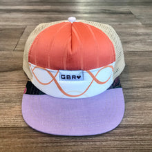 Load image into Gallery viewer, Scrap Hat (Cream Trucker)