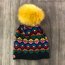 Load image into Gallery viewer, Upcycled sweater toque