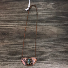 Load image into Gallery viewer, Electroformed Necklace