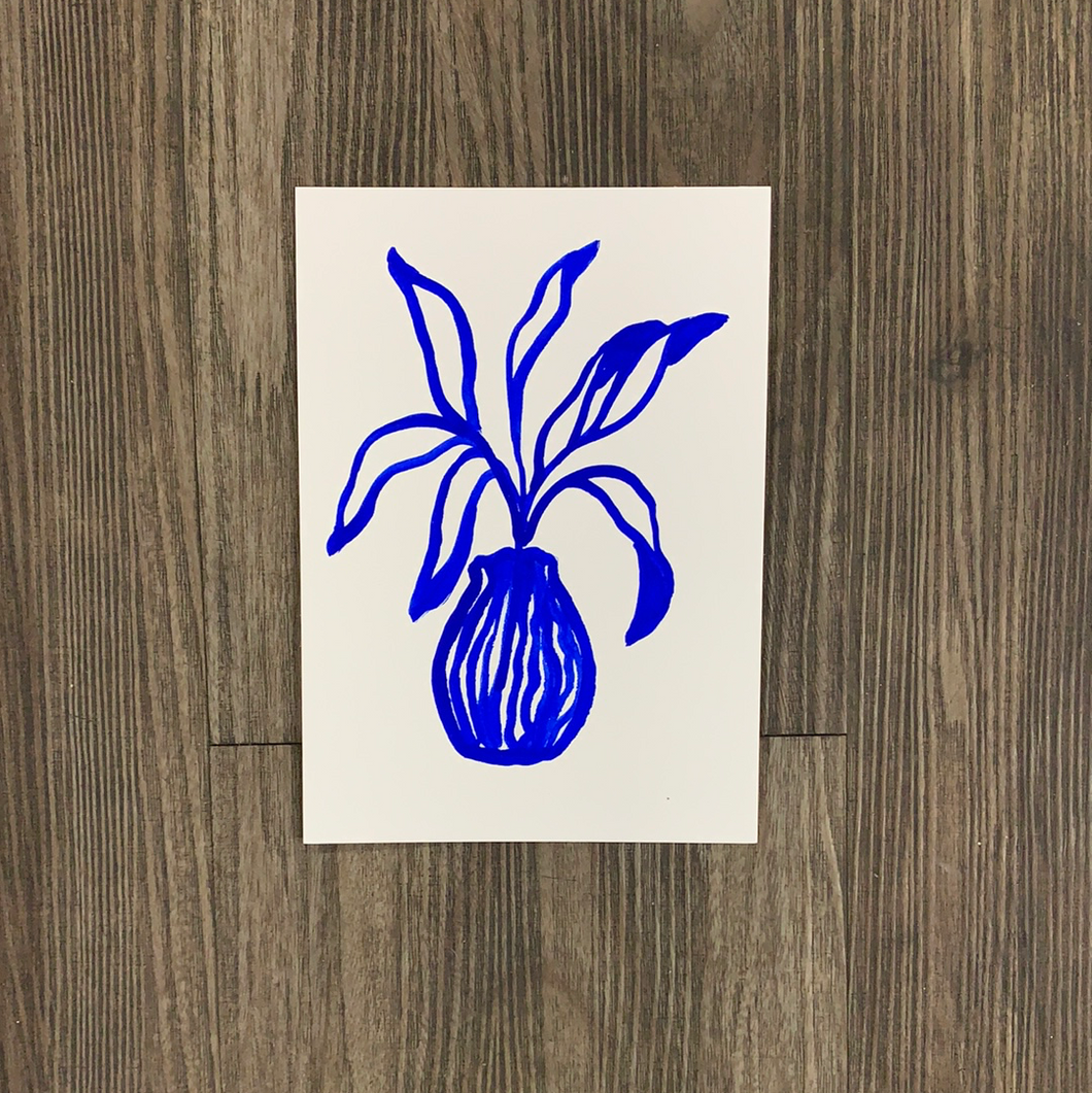 Plant Paintings