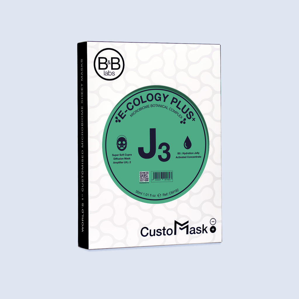 J3 CustoMask for Dehydration and Fine Lines