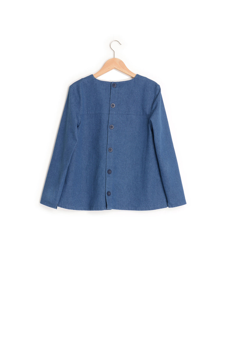 BLOUSE AUGUSTINE - S