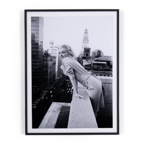 Marilyn On The Roof