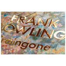 Load image into Gallery viewer, FRANK BOWLING: TRAINGONE