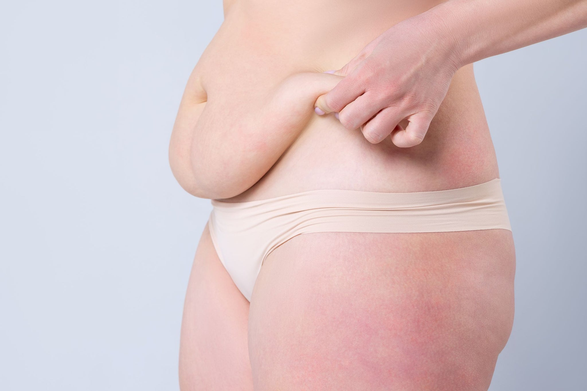How to tighten loose belly skin fast