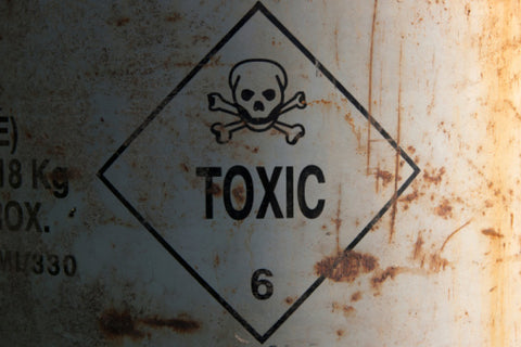 toxic chemicals to avoid in skin care products