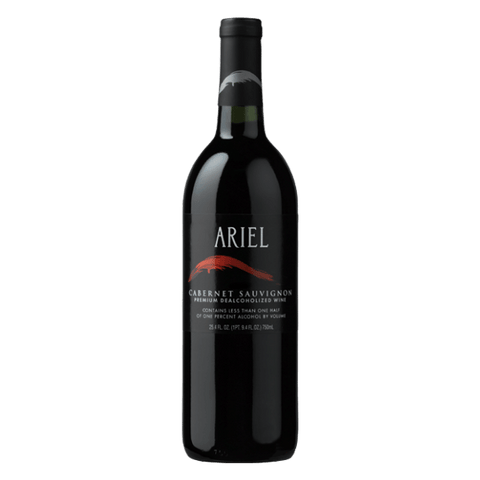 Ariel Cabernet Sauvignon Dealcoholized Non Alcoholic Red Wine
