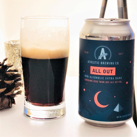 Athletic Brewing All Out Beer