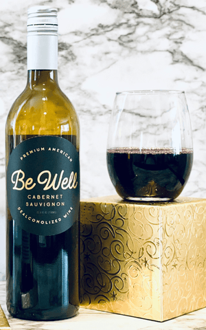 Be Well Non-Alcoholic Cabernet