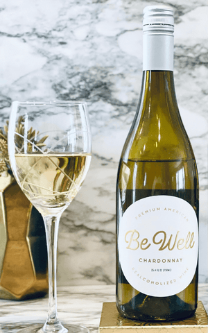Be Well Non-Alcoholic Chardonnay