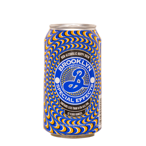Brooklyn Brewery Special Effects Non Alcoholic Hoppy Lager