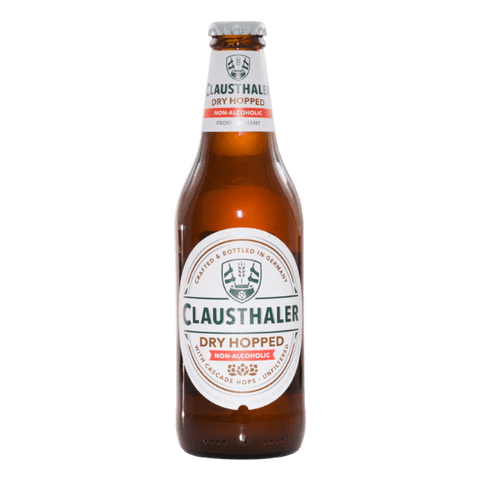 Clausthaler Non Alcoholic Dry Hopped Amber