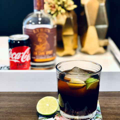Lyres Non-Alcoholic Rum n Coke Recipe