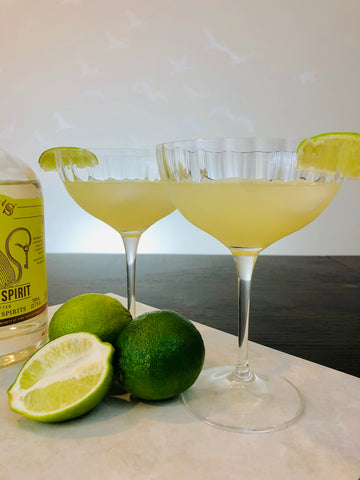 Non-Alcoholic Classic Virgin Daiquiri Drink